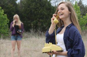 simulation d'appels phoning