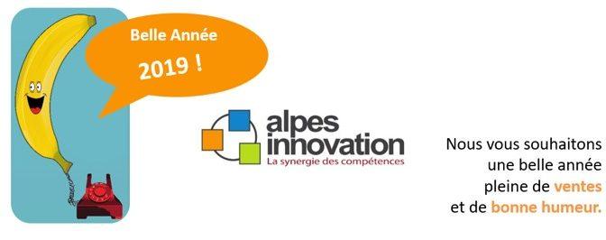 Voeux Alpes Innovation 2019
